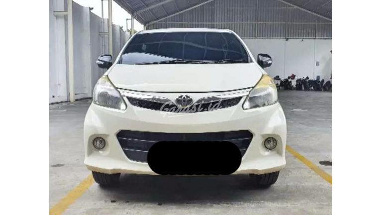 2012 Toyota Avanza VELOZ - SIAP PAKAI! (preview-0)