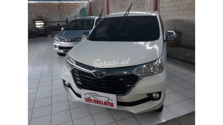 2016 Toyota Avanza G - Barang Bagus Siap Pakai (preview-0)