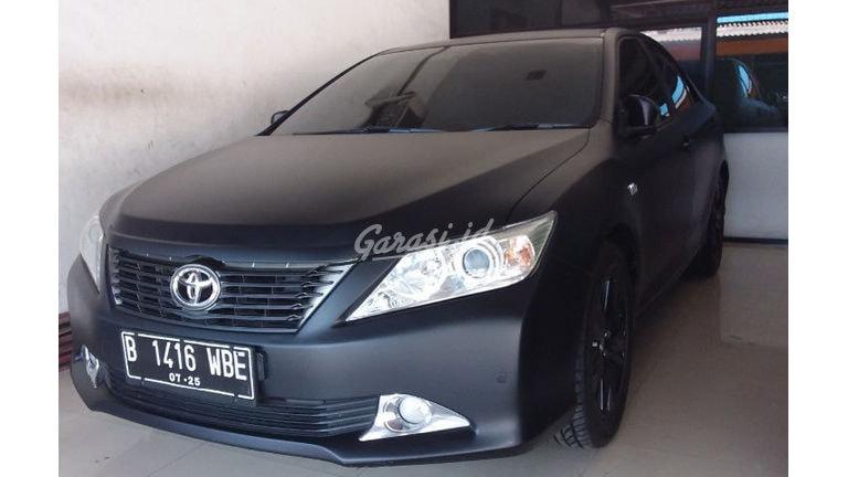 2014 Toyota Camry V - Barang Bagus Siap Pakai (preview-0)