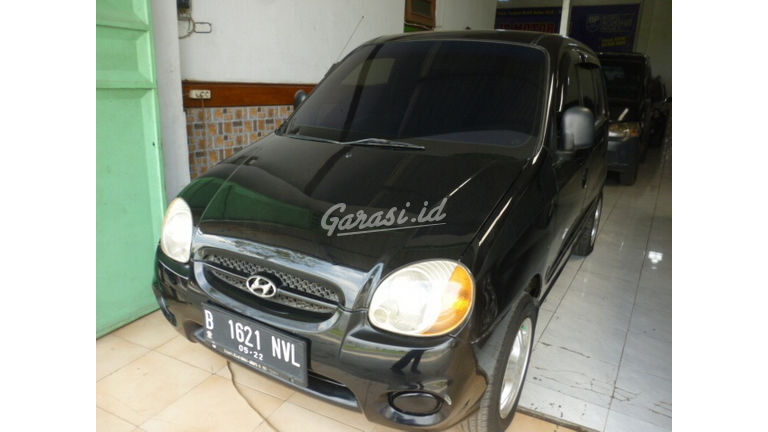 2004 Hyundai Atoz - Siap Pakai Mulus Banget (preview-0)