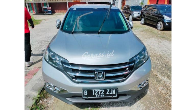 2012 Honda CR-V at - Nyaman Terawat (preview-0)