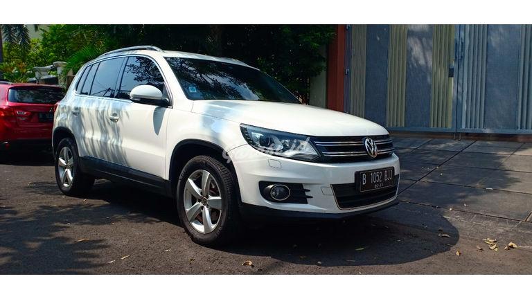 2013 Volkswagen Tiguan TSI - istimewa (preview-0)