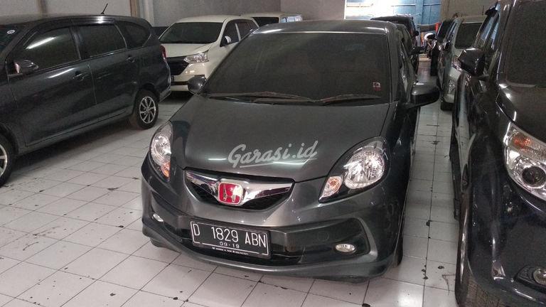 2014 Honda Brio E - mulus terawat, kondisi OK, Tangguh (preview-0)