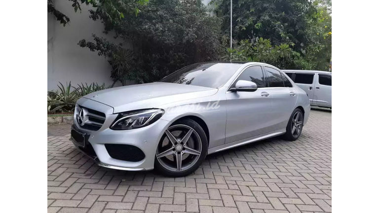 2016 Mercedes Benz C-Class c250 amg - Barang Cakep (preview-0)