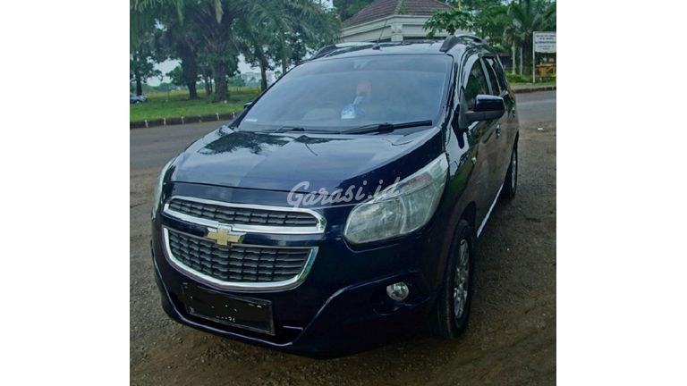 2013 Chevrolet Spin LTZ - Istimewa Siap Pakai (preview-0)
