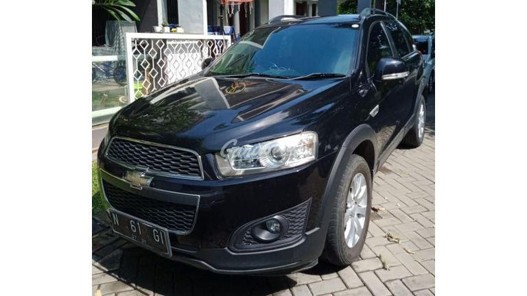 2015 Chevrolet Captiva - Siap Pakai Dan Mulus (preview-0)