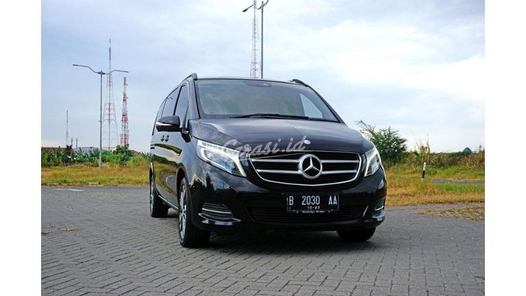 2016 Mercedes Benz V-Class V220 Viano - Mobil Pilihan (preview-0)