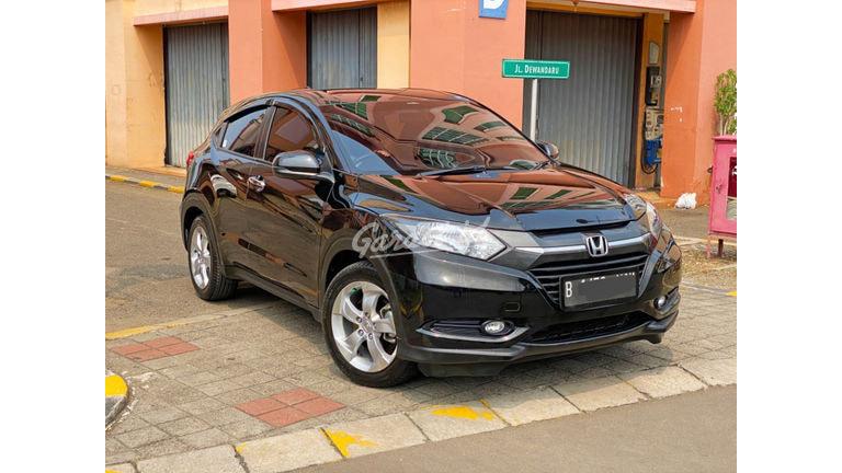 2016 Honda HR-V E CVT AT (preview-0)