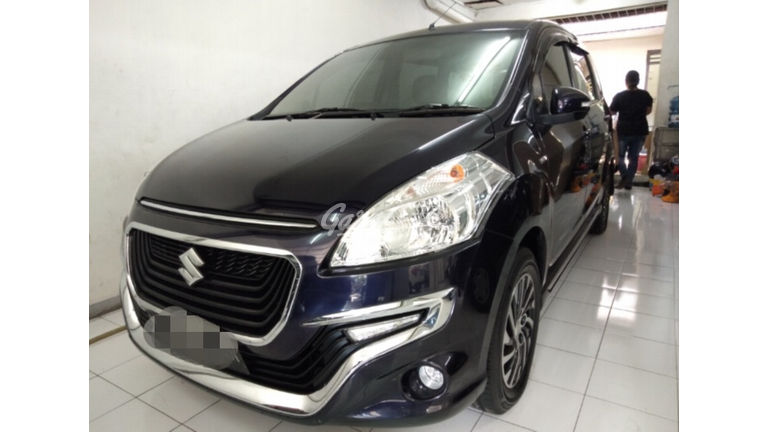 Jual Mobil Bekas 2017 Suzuki Ertiga Dreza Surabaya 00cx537 Garasi Id