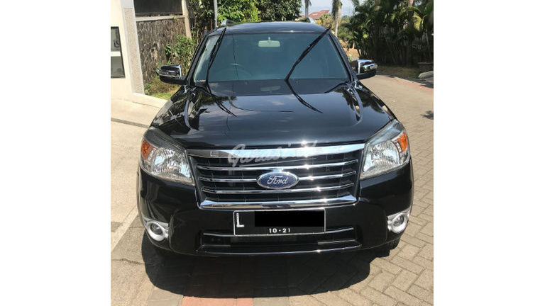 2011 Ford Everest XLT - Istimewa (preview-0)