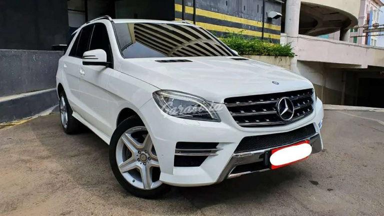 2014 Mercedes Benz ML-Class ML400 - Siap Pakai (preview-0)