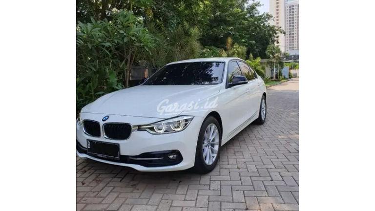 2018 BMW 320i LCI - UNIT TERAWAT, SIAP PAKAI, NO PR (preview-0)