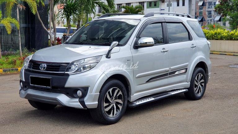 2015 Toyota Rush TRD Sportivo - Mobil Pilihan (preview-0)