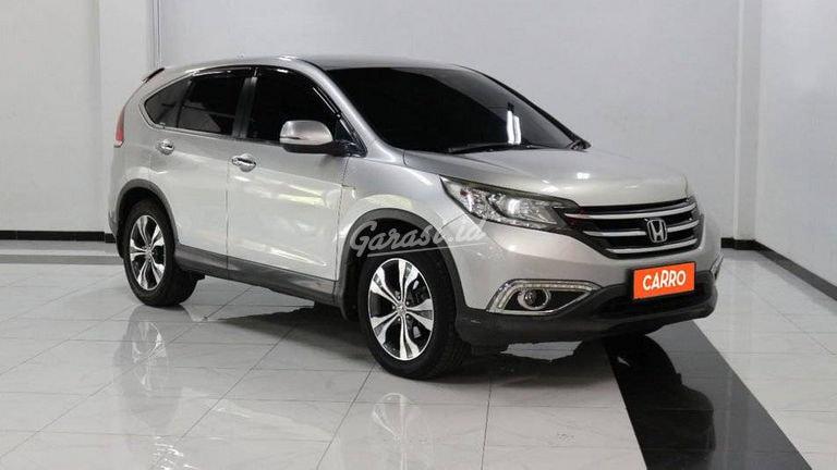 2013 Honda CR-V prestige - honda CRV 2.4 prestige silver 2013 (preview-0)