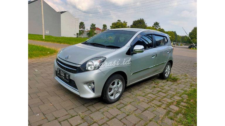 2014 Toyota Agya G - Mulus Terawat ISTIMEWA KM Rendah (preview-0)