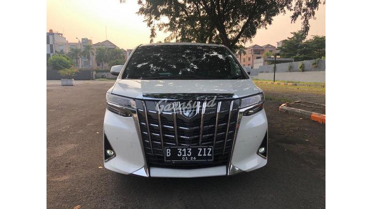 2020 Toyota Alphard G ATPM (preview-0)