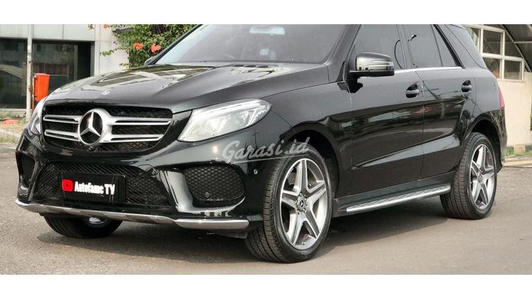 2018 Mercedes Benz GLE 400 AMG - Mobil Pilihan (preview-0)