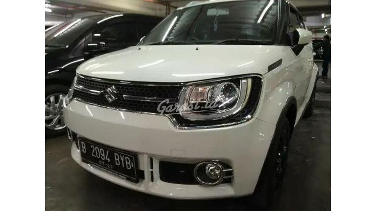 2018 Suzuki Ignis GX - Barang Bagus Dan Harga Menarik (preview-0)