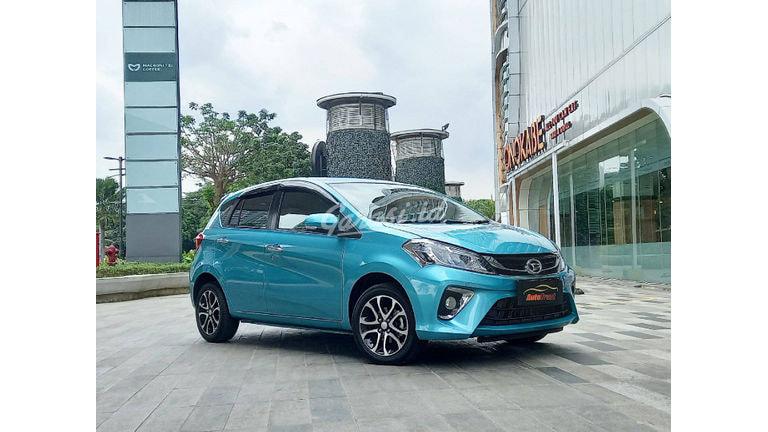 2018 Daihatsu Sirion 1.3 - Mobil Pilihan (preview-0)