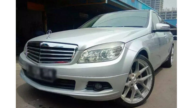 2009 Mercedes Benz C-Class c200 - Proses mudah mulus (preview-0)
