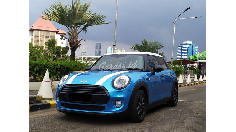 2017 MINI Cooper Twin Turbo - Mobil Pilihan (preview-0)