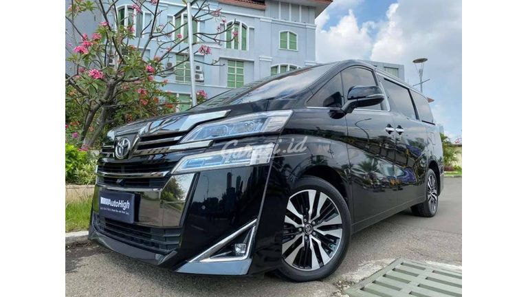 2018 Toyota Vellfire G - Mobil Pilihan (preview-0)