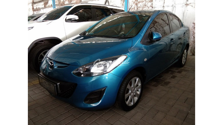 2012 Mazda 2 mt - Kondisi Ciamik (preview-0)