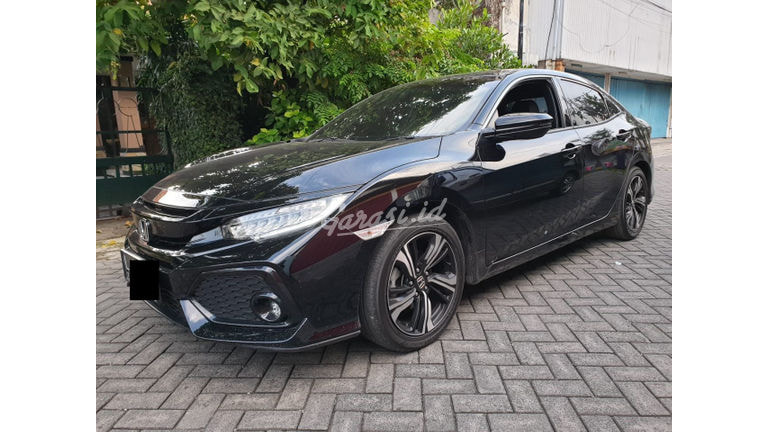 2018 Honda Civic turbo Hatchback - Mobil Pilihan (preview-0)