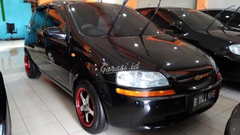 2005 Chevrolet Aveo . - Terawat Siap Pakai Unit Istimewa (preview-0)