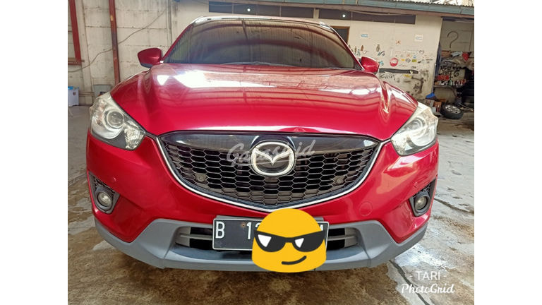 2014 Mazda CX-5 Touring (preview-0)