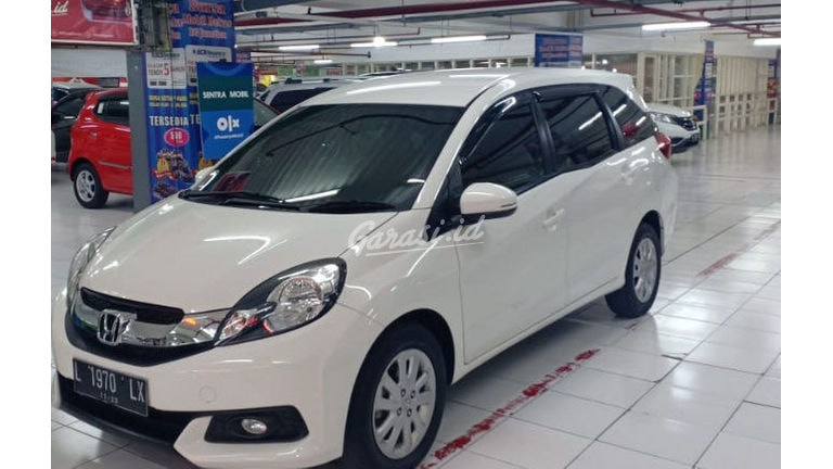 2016 Honda Mobilio E AT - Favorit Dan Istimewa (preview-0)