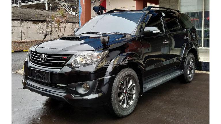 2014 Toyota Fortuner G VNT TRD - Siap Pakai Dan Mulus (preview-0)