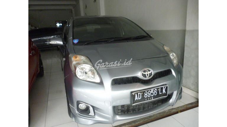 2012 Toyota Yaris E - Terawat Siap Pakai (preview-0)