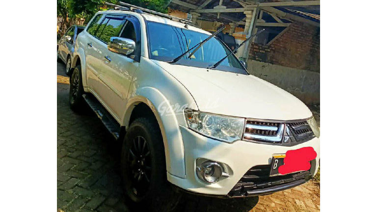 2010 Mitsubishi Pajero Sport Exceed (preview-0)