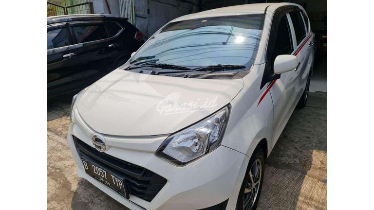 2019 Daihatsu Sigra X Matic (preview-0)