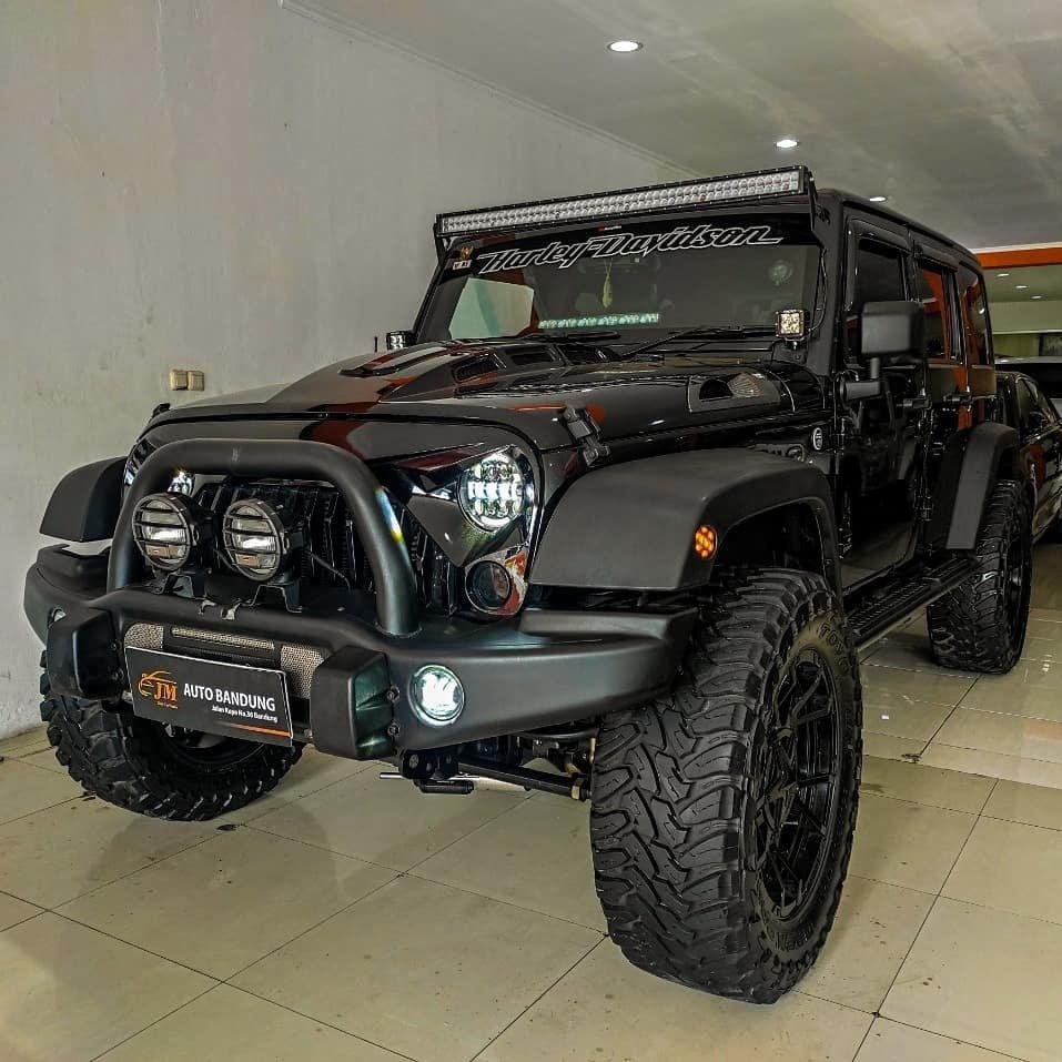 2013 Jeep Wrangler rubicon - Mulus Terawat (preview-0)