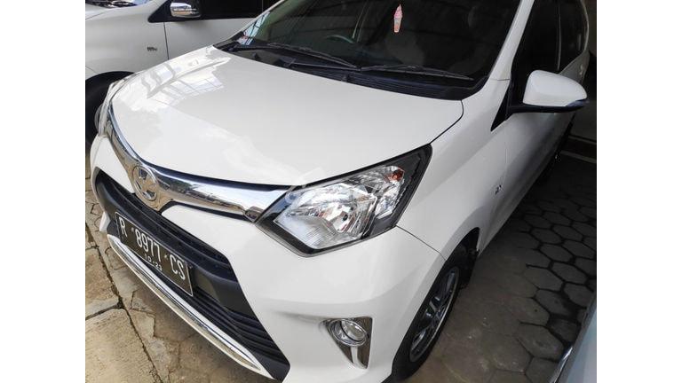 2019 Toyota Calya G - Unit Super Istimewa (preview-0)