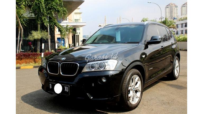2014 BMW X3 AT - Mobil Sangat Siap Pakai Harga TERJANGKAU (preview-0)
