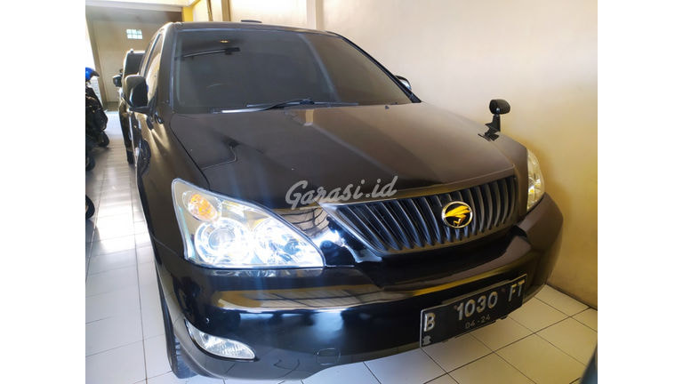 2008 Toyota Harrier 240 G (preview-0)