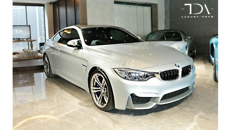BMW M Series >> Jual Mobil Bekas 2014 Bmw M Series M4 Jakarta Selatan