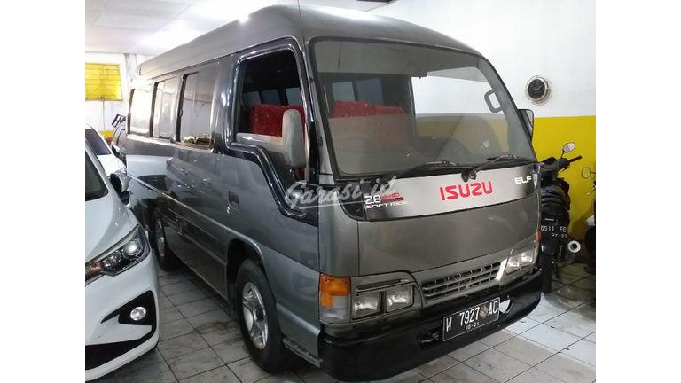 2002 Isuzu Elf micro bus - Unit Siap Pakai (preview-0)