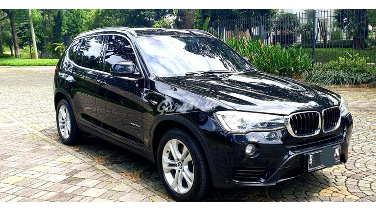 2015 BMW X3 DIESEL - Harga Menarik (preview-0)