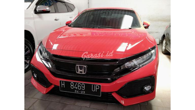 Jual Mobil Bekas 2018 Honda Civic Turbo Kota Semarang 00jc877 Garasi Id