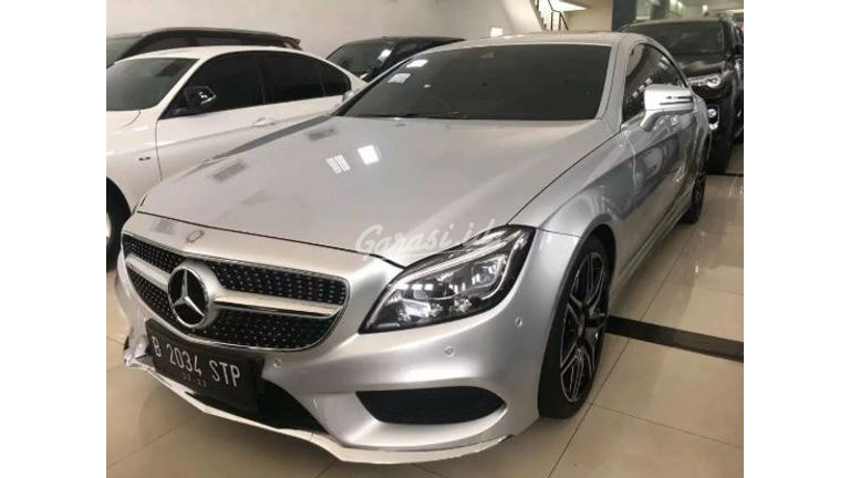 2015 Mercedes Benz CLS 400 AMG - Istimewa (preview-0)