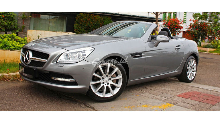 2012 Mercedes Benz Slk 200 - Istimewa Siap Pakai (preview-0)