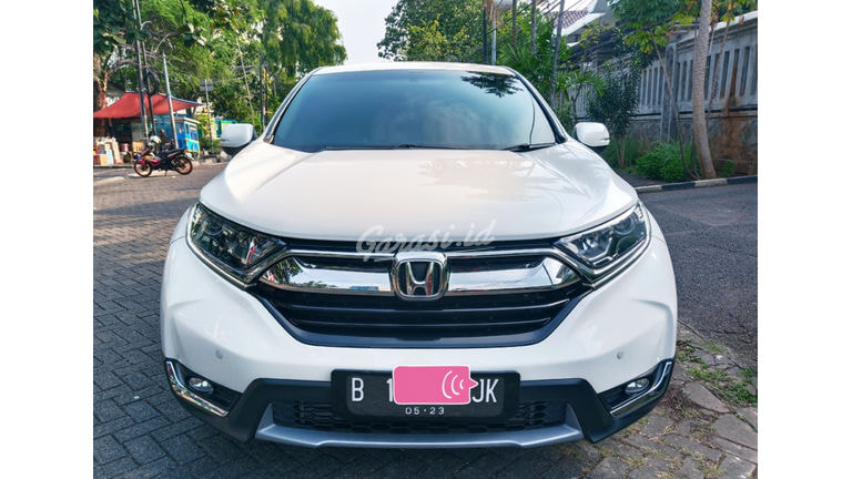 2018 Honda CR-V TURBO - Mobil Pilihan (preview-0)