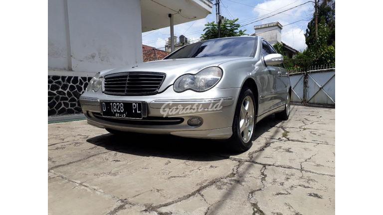 2001 Mercedes Benz C-Class C320 advantgarde - Like New (preview-0)