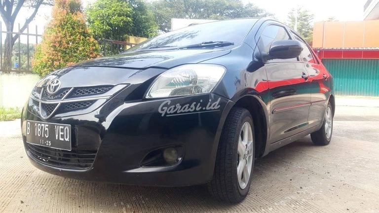 2008 Toyota Vios G - Siap Pakai Dan Mulus (preview-0)