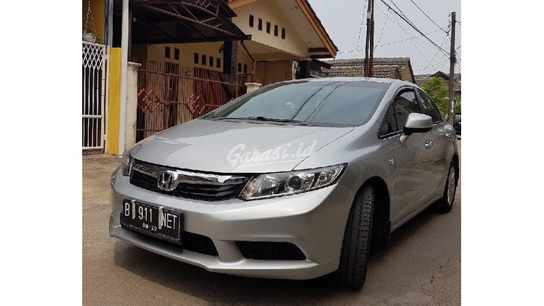 2012 Honda Civic SV - Good Condition (preview-0)
