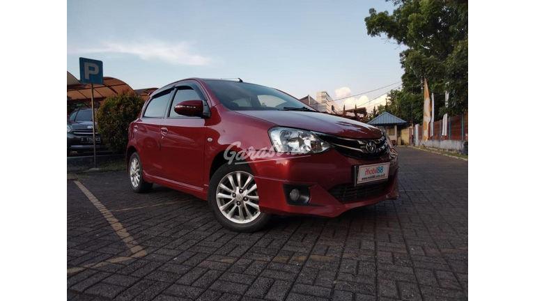 2015 Toyota Etios Valco G - Harga Murah Tinggal Bawa (preview-0)